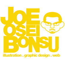 Joe Osei Bonsu - Illustration/Graphic Design/Web
